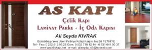 AS ÇELİK KAPI