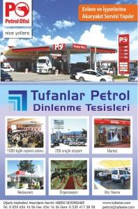 TUFANLAR PETROL DİNLENME TESİSLERİ
