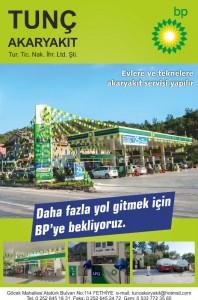 TUNÇ AKARYAKIT – BP